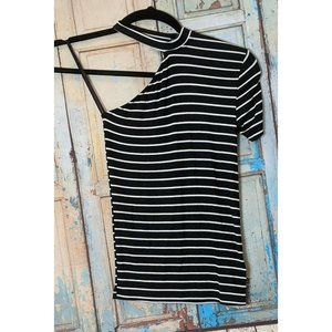 Joe's Jeans Collection Womens Small Striped Top